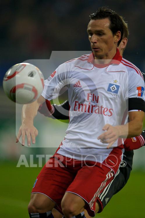 22.10.2010, Imtech Arena, Bremen, GER, 1.FBL, Hamburger SV vs Bayern Muenchen im Bild hswv15 Toni Kroos (Bayern #39)    Foto © nph / Kokenge