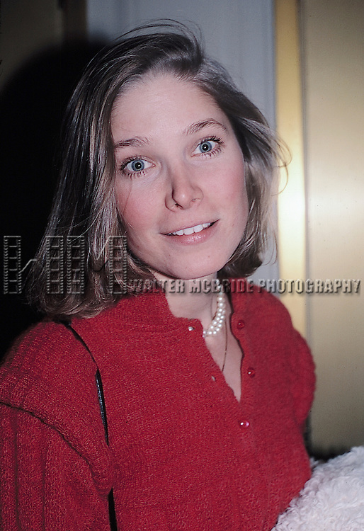 Deborah Raffin.in New York City. September 1984