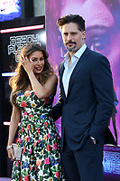 """LOS ANGELES - MAR 26:  Sofia Vergara, Joe Manganiello at the """"Ready Player One"""" Premiere at TCL Chinese Theater IMAX on March 26, 2018 in Los Angeles, CA"""