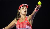 ANA IVANOVIC (SRB)<br /> <br /> TENNIS - GRAND SLAM ITF / ATP  / WTA - Australian Open -  Melbourne Park - Melbourne - Victoria - Australia  - 21 January 2016<br /> <br /> &copy; AMN IMAGES