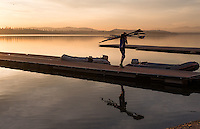 Varese. Lombardia. ITALY. General View. Varese Rowing Club. [Canottieri Varese] Province of Varese.  Sunset <br /> <br /> Monday  02/01/2017<br /> <br /> [Mandatory Credit; Peter Spurrier/Intersport-images]<br /> <br /> <br /> LEICA CAMERA AG - LEICA Q (Typ 116) - 1/800 - f4