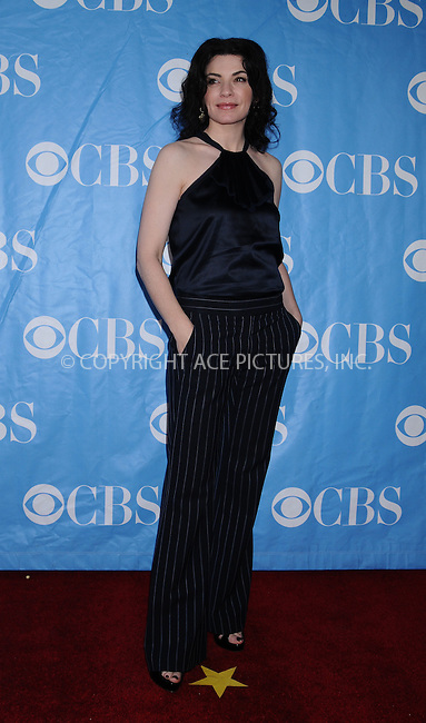 WWW.ACEPIXS.COM . . . . . ....May 20 2009, New York City....Julianna Margulies at the 2009 CBS Upfront at Terminal 5 in Manhattan on May 20, 2009 in New York City.....Please byline: AJ SOKALNER - ACEPIXS.COM.. . . . . . ..Ace Pictures, Inc:  ..tel: (212) 243 8787 or (646) 769 0430..e-mail: info@acepixs.com..web: http://www.acepixs.com