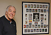 Ed Kranepool, an 18-year member of the New York Mets and the organization's all-time leader in games played (1,853), poses for a portrait at his home in Jericho on Friday, March 23, 2018.