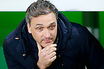 Nederland, Groningen, 15 december 2012.Eredivisie.Seizoen 2012-2013.FC Groningen-VVV Venlo.Robert Maaskant, trainer-coach van FC Groningen