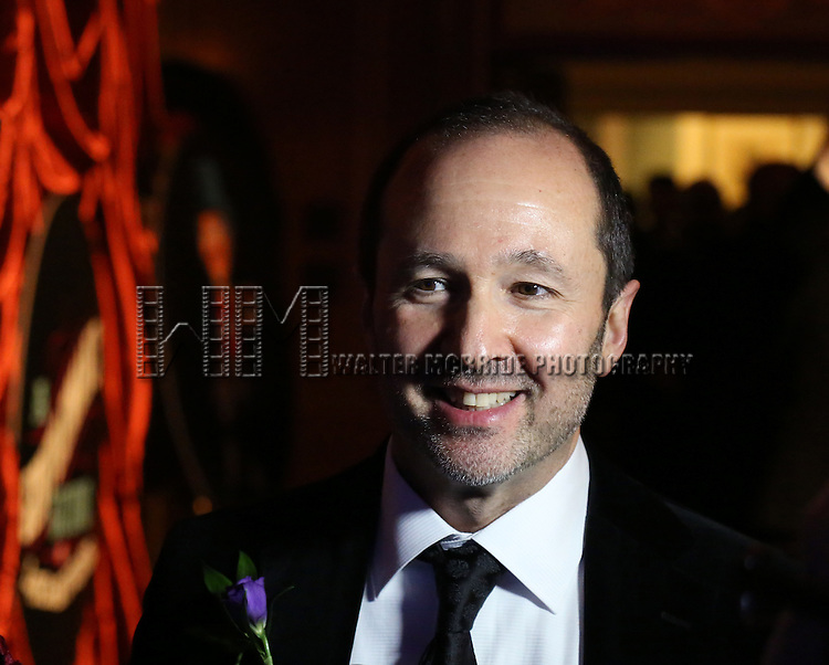 Steven Lutvak  attends the Broadway opening night After Party for  'A Gentleman's Guide to Love and Murder' at The Pierre in New York City on November 15, 2013.