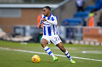 Kane Vincent Young of Colchester United in action during Colchester United vs Cheltenham Town, Sky Bet EFL League 2 Football at the Weston Homes Community Stadium on 6th January 2018