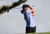 Subin Wui of North Harbour. Day one of the Toro Interprovincial Women's Championship, Sherwood Golf Club, Wjangarei,  New Zealand. Monday 4 December 2017. Photo: Simon Watts/www.bwmedia.co.nz