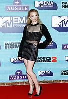 www.acepixs.com<br /> <br /> November 12 2017, London<br /> <br /> Natalie Dormer arriving at the 2017 MTV Europe Music Awards at the SSE Arena on November 12 2017 in Wembley, London.<br /> <br /> By Line: Famous/ACE Pictures<br /> <br /> <br /> ACE Pictures Inc<br /> Tel: 6467670430<br /> Email: info@acepixs.com<br /> www.acepixs.com
