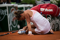 BARBORA STEFKOVA (CZE)<br /> <br /> TENNIS - FRENCH OPEN - ROLAND GARROS - ATP - WTA - ITF - GRAND SLAM - CHAMPIONSHIPS - PARIS - FRANCE - 2016  <br /> <br /> <br /> <br /> &copy; TENNIS PHOTO NETWORK