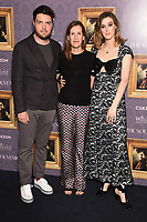 "Tom Burke, Jonna Hogg and Honor Swinton-Byrne<br /> arriving for the UK gala screening of  ""The Souvenir"" at the Curzon Mayfair, London<br /> <br /> ©Ash Knotek  D3516 27/08/2019"