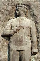 Landler Jenc memorial - Memento Sculpture Park ( Szobaopark ) Budapest, Hungary