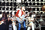 HAWKWIND -Harvey Bainbridge, Huw Lloyd Langton  - Live at Monsters of Rock Festival , Castle Donnington , England 1982 Castle Donnington Monsters of Rock 1982 Donnington 1982