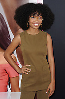 www.acepixs.com<br /> <br /> July 13 2017, LA<br /> <br /> Yara Shahidi arriving at the premiere of Universal Pictures' 'Girls Trip' at the Regal LA Live Stadium 14 on July 13, 2017 in Los Angeles, California.<br /> <br /> <br /> By Line: Peter West/ACE Pictures<br /> <br /> <br /> ACE Pictures Inc<br /> Tel: 6467670430<br /> Email: info@acepixs.com<br /> www.acepixs.com