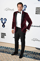 Paul Sculfor at &quot;One For The Boys&quot; Fashion Ball - a charity raising awareness of male forms of cancer, at The Landmark Hotel, London, London, UK. <br /> 09 June  2017<br /> Picture: Steve Vas/Featureflash/SilverHub 0208 004 5359 sales@silverhubmedia.com