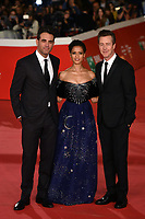 Bobby Cannavale, Gugu Mbatha Raw, Edward Norton <br /> Roma 17/10/2019 Auditorium Parco della Musica <br /> Motherless Brooklin Red Carpet <br /> Roma Cinema Fest <br /> Festa del Cinema di Roma 2019 <br /> Photo Andrea Staccioli / Insidefoto