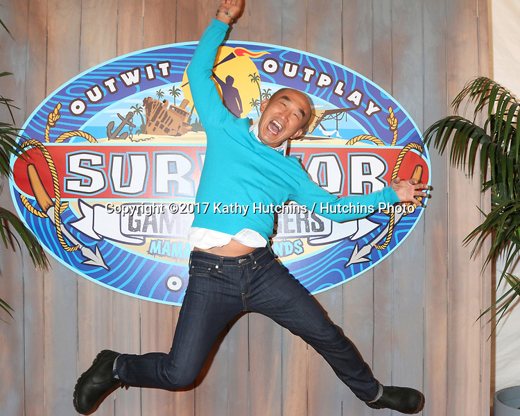 """LOS ANGELES - MAY 24:  Tai Trang at the """"Survivor: Game Changers - Mamanuca Islands"""" Finale at the CBS Studio Center on May 24, 2017 in Studio City, CA"""