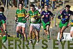 Paul Geaney Kerry v Noel Brady Limerick Institute Technology in the Quarter Final of the McGrath Cup at Austin Stack Park, Tralee on Sunday 16th January.