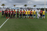 2016 Nike Friendlies Brazil U-17 vs Turkey, December 1, 2016
