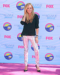 Cat Deeley at FOX's 2012 Teen Choice Awards held at The Gibson Ampitheatre in Universal City, California on July 22,2012                                                                               © 2012 Hollywood Press Agency
