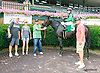 She's Lethal winning at Delaware Park on 8/31/15