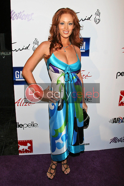 Christine Smith<br />at Celebrity Catwalk for Charity. The Highlands Nightclub, Hollywood, CA. 08-16-07<br />Dave Edwards/DailyCeleb.com 818-249-4998