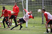 26.04.2016: Eintracht Frankfurt Training