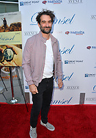 """Jay Duplass at the premiere for """"Damsel"""" at the Arclight Hollywood, Los Angeles, USA 13 June 2018<br /> Picture: Paul Smith/Featureflash/SilverHub 0208 004 5359 sales@silverhubmedia.com"""