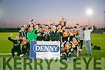 Strand Road winners of the Denny Division 2B League Final Replay Strand Road  V Windmill United at Mounthawk park on Friday