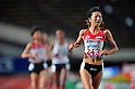 Hitomi Niiya (JPN),  JULY 9, 2011 - Athletics :The 19th Asian Athletics Championships Hyogo/Kobe, Women's 5000m Final at Kobe Sports Park Stadium, Hyogo ,Japan. (Photo by Jun Tsukida/AFLO SPORT) [0003]
