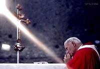 Papa Giovanni Paolo II ,Palestrina 18 agosto 1983