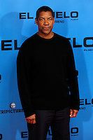 Actor Denzel Washington attend the 'Flight' (El Vuelo) photocall at the Villamagna Hotel. January 22, 2013. (ALTERPHOTOS/Caro Marin) /NortePhoto