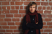 Beck in a Portrait Photo Session in Los Angeles Ca. USA