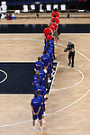 17/08/2011 - GB Vs Croatia - London Prepares Basketball Invitational - Olympic Park - Stratford