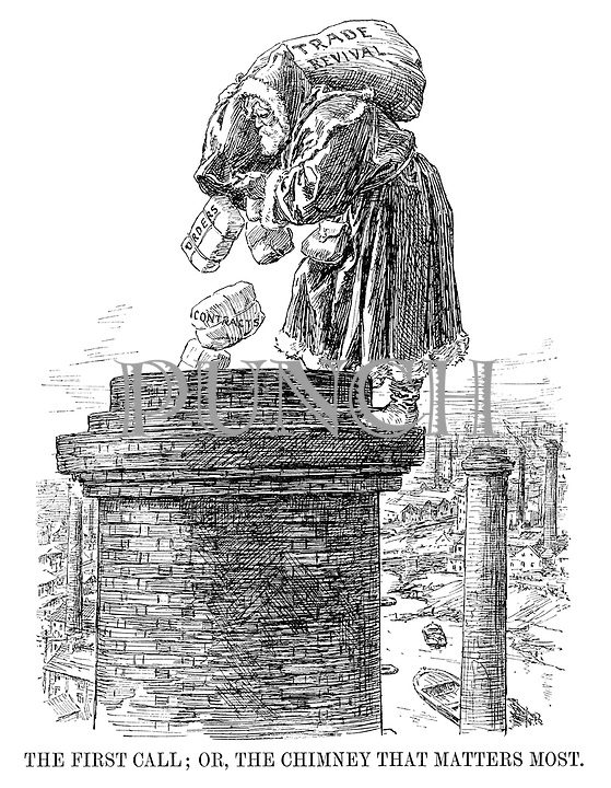 The First Call; or, The Chimney That Matters Most.