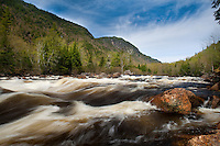 Parc National de la Jacques-Cartier, Quebec