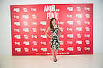 "Spanish Actress Leonor Watling attend the photocall at the presentation of the movie ""The Food Guide to Love (Amor En Su Punto)"" at Kitchen Club in Madrid, Spain. May 05, 2014. (ALTERPHOTOS/Carlos Dafonte)"