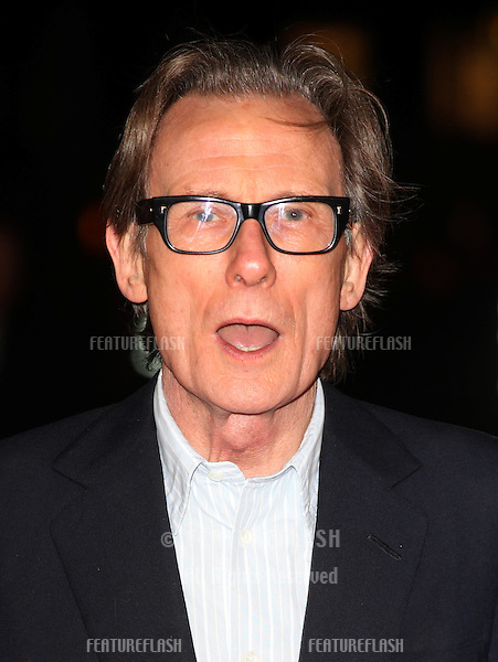 Bill Nighy arriving at the World Premiere of Jack Reacher, at Odeon Leicester Square, London. 10/12/2012 Picture by: Alexandra Glen / Featureflash