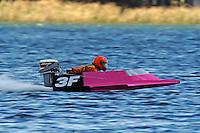 3-F (hydro)....Stock  Outboard Winter Nationals, Ocoee, Florida, USA.13/14 March, 2010 © F.Peirce Williams 2010