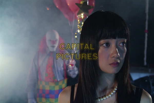 Oscar Pearce & Jennifer Lim.in When Evil Calls.*Filmstill - Editorial Use Only*.CAP/NFS.Supplied by Capital Pictures.