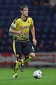 25/08/2015 Capital One Cup, Second Round Preston North End v Watford<br /> Gabrielle Angella