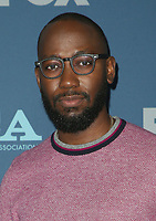 04 January 2018 - Pasadena, California - Lamorne Morris. 2018 Winter TCA Tour - FOX All-Star Party held at The Langham Huntington Hotel. <br /> CAP/ADM/FS<br /> &copy;FS/ADM/Capital Pictures