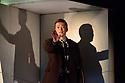 London, UK. 08.02.2018. Sidi Larbi Cherkaoui/ Bunkamura Theatre Cocoon presents PLUTO, in the Barbican Theatre. Directed and choreographed by Sidi Larbi Cherkaoui, with lighting design by Willy Cessa. Cast is: Mirai Moriyama (Atom) Tao Tsuchiya (Uran/Helena), Shunsuke Daitoh (Gesicht), Kazutoyo Yoshimi (Professor Ochanomizu, Mitsuru Fukikoshi (Professor Abdullah), Akira Emoto (Professor Tenma). Photograph © Jane Hobson.