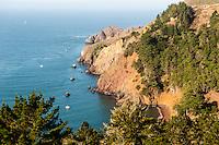 Scenic Northern California Coast