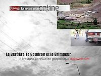 Taghia, Morocco - escalade et société dans l'Atlas marocain