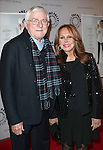Phil Donahue and Marlo Thomas attends the 'Elaine Stritch: Shoot Me' screening at The Paley Center For Media on February 19, 2014 in New York City.
