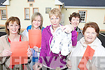 WALK THIS WAY: Members of the Knockanure Development Association who are organising a fundraising sponsored walk in aid of the local community centre, l-r: Trish Lucey, Norella Molyneaux, Maggie Large, Kathy Kennelly, Mary O'Connor.