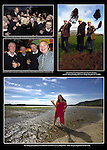 """Micheal O""""Se, Liam Higgins, Micheal o'Muircheartaigh, Paidi OSe, Darina Ni Chinneide, Seamus Cosai Fitzgerald<br /> Picture: macmonagle archive<br /> e: info@macmonagle.com"""