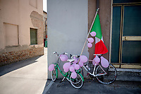 Italia!<br /> <br /> Stage 11: Carpi to Novi Ligure (221km)<br /> 102nd Giro d'Italia 2019<br /> <br /> ©kramon
