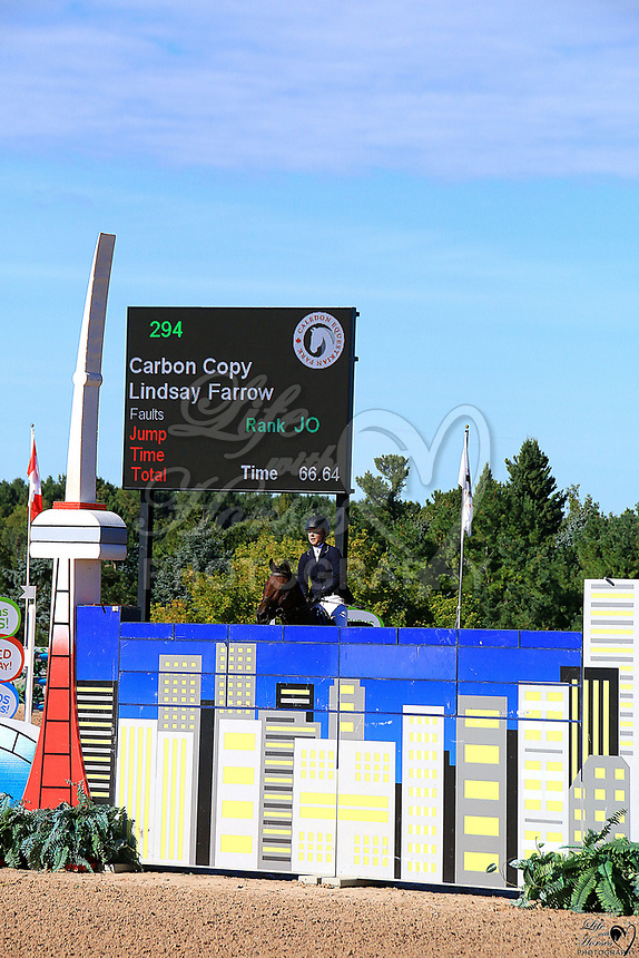 Lindsay Farrow, Carbon Copy