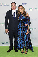 NEW YORK, NY - OCTOBER 13: Sarah Jessica Parker and Matthew Broderick  attend the 2016 Friends of Hudson River Park Gala at Hudson River Park's Pier 62 on October 13, 2016 in New York City. Photo by John Palmer/MediaPunch